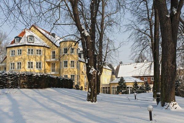 Hotel Villa Weltemuhle Dresden - фото 22