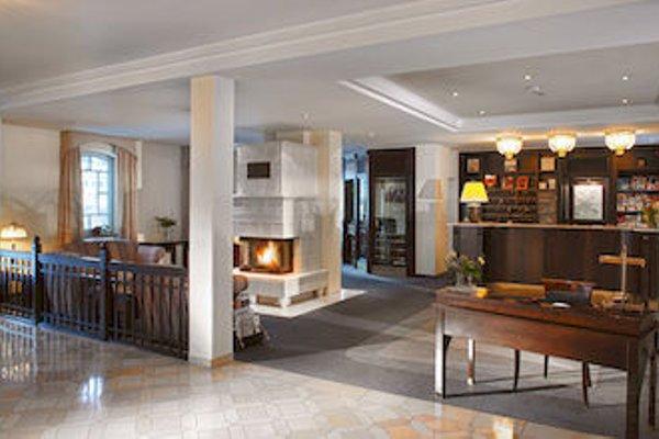 Hotel Villa Weltemuhle Dresden - фото 5