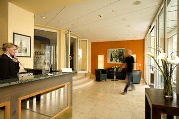 Gold Inn Hotel Prinz Eugen - фото 19
