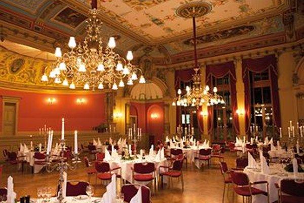 Dormero Hotel Konigshof Dresden (ех. Four Points by Sheraton Koenigshof; Arabella Sheraton Koenigshof) - фото 11