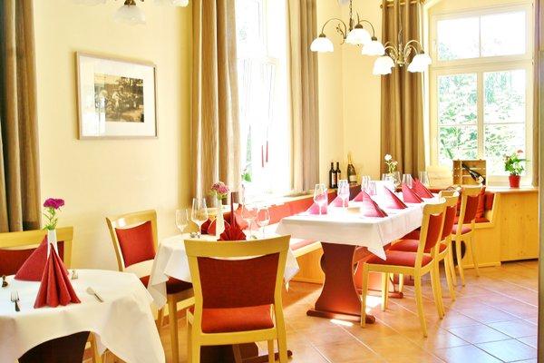 Hotel Alttolkewitzer Hof - фото 14
