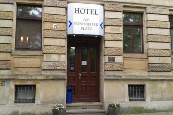 Novum Hotel am Bonhofferplatz - фото 21