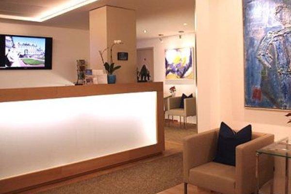 Hotel Novalis Dresden - фото 16