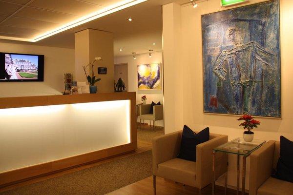 Hotel Novalis Dresden - фото 17