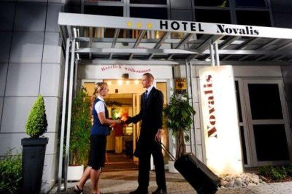 Hotel Novalis Dresden - фото 18