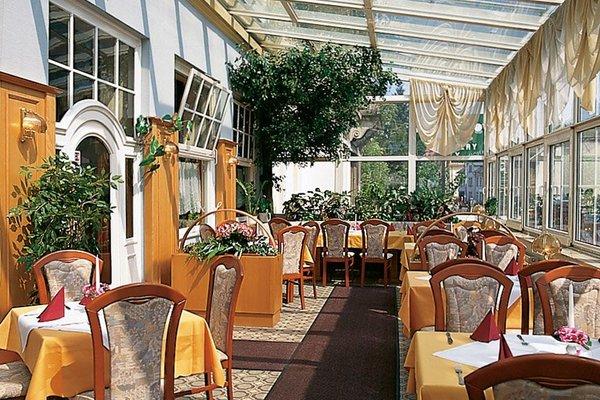 Hotel - Restaurant Kurhaus Klotzsche - фото 4