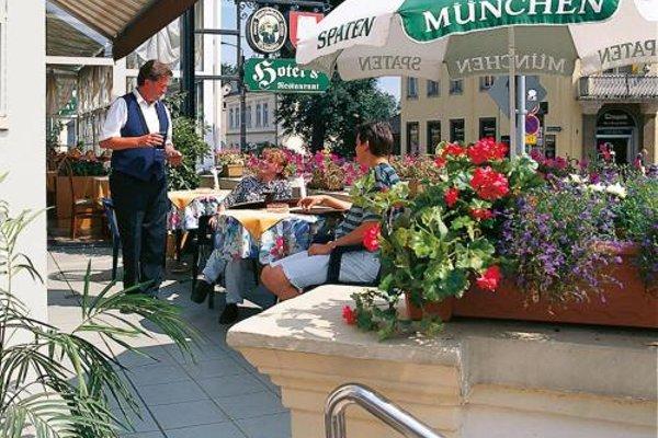 Hotel - Restaurant Kurhaus Klotzsche - фото 5