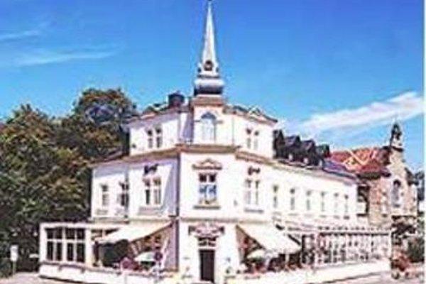 Hotel - Restaurant Kurhaus Klotzsche - фото 8
