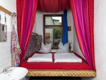 Хостел Hostel Lollis Homestay Dresden