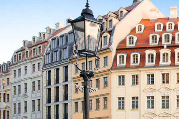Aparthotel Altes Dresden - фото 20
