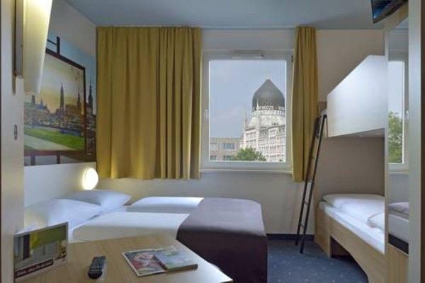 B&B Hotel Dresden - фото 24