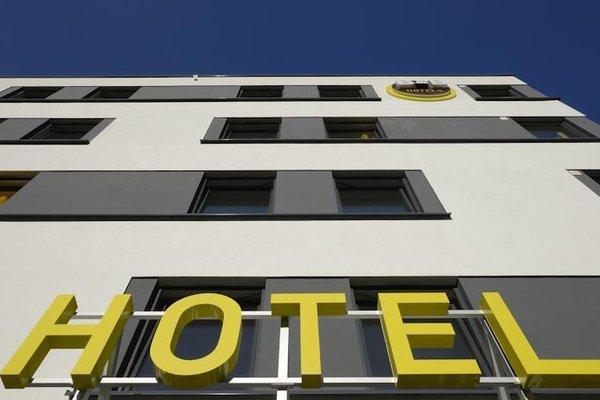 B&B Hotel Dresden - фото 23