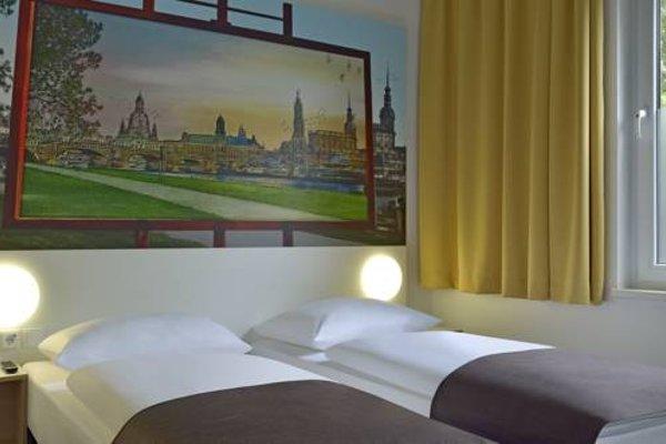 B&B Hotel Dresden - фото 3