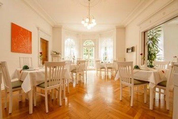 Aparthotel Villa Freisleben - фото 11