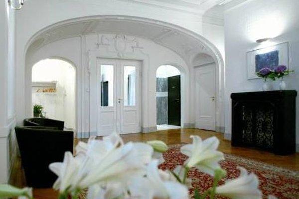 Aparthotel Villa Freisleben - фото 14