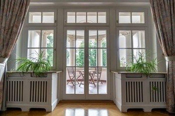 Aparthotel Villa Freisleben - фото 17