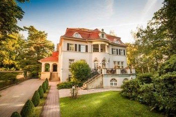 Aparthotel Villa Freisleben - фото 22