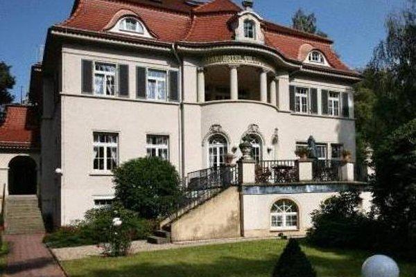 Aparthotel Villa Freisleben - фото 23