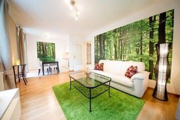 Aparthotel Villa Freisleben - фото 4