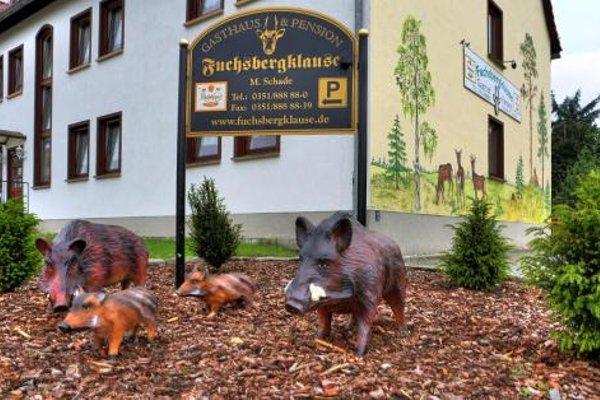 Gasthof Fuchsbergklause - фото 15