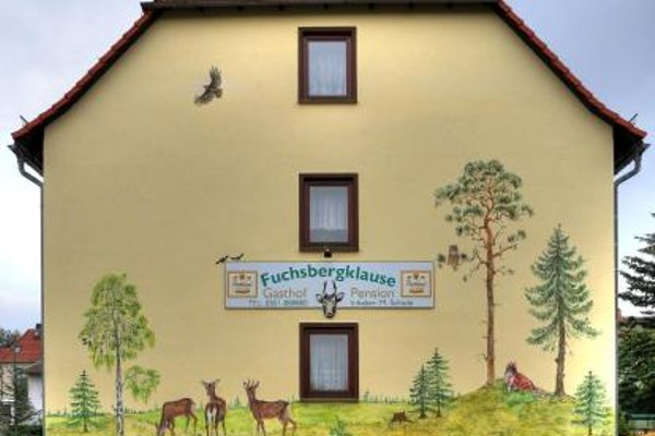 Gasthof Fuchsbergklause - фото 16
