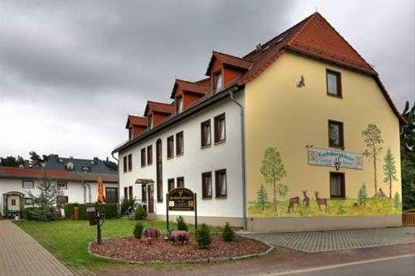 Gasthof Fuchsbergklause - фото 17