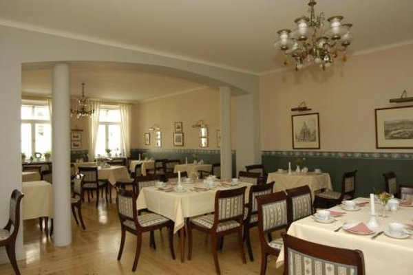 Hotel Martha Dresden - 16