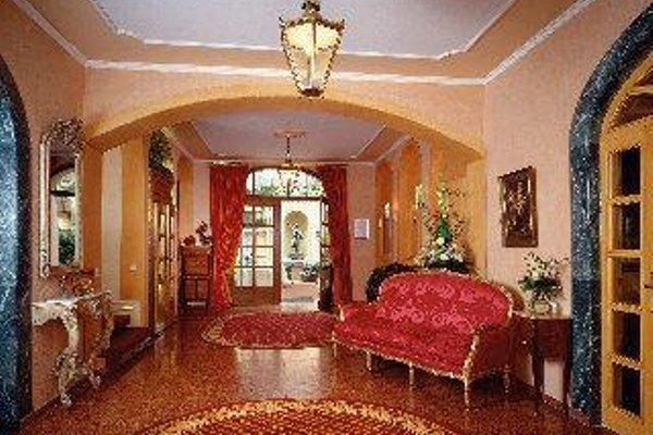 Romantik Hotel Bulow Residenz - фото 14