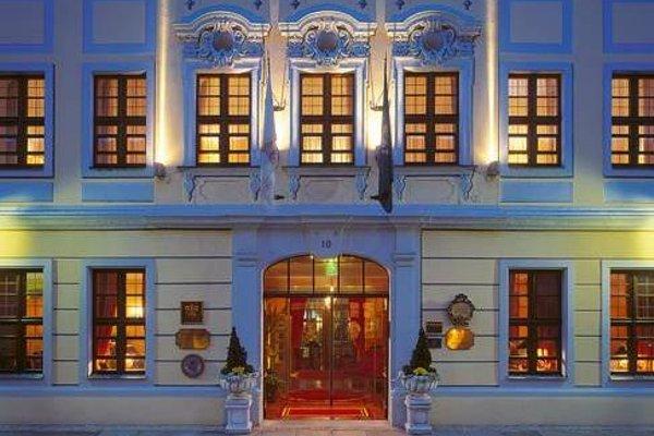 Romantik Hotel Bulow Residenz - фото 17