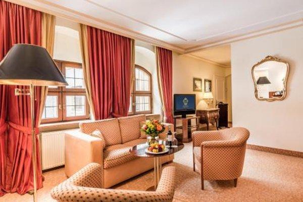 Romantik Hotel Bulow Residenz - фото 4