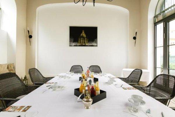 Hotel Villa Sorgenfrei & Restaurant Atelier Sanssouci - фото 12