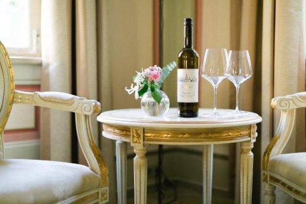Hotel Villa Sorgenfrei & Restaurant Atelier Sanssouci - фото 13