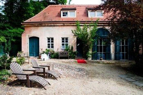 Hotel Villa Sorgenfrei & Restaurant Atelier Sanssouci - фото 19