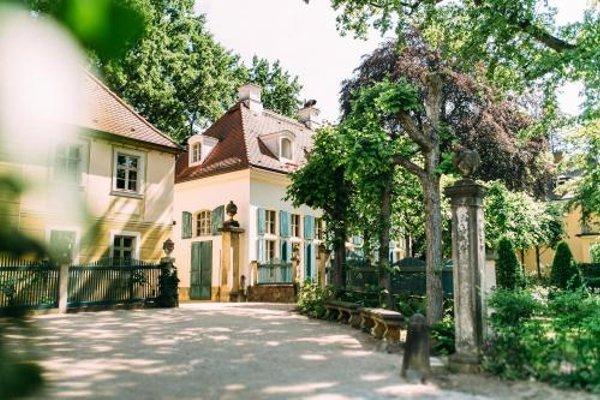 Hotel Villa Sorgenfrei & Restaurant Atelier Sanssouci - фото 20