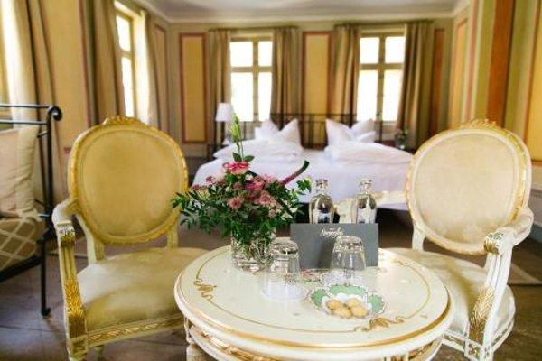 Hotel Villa Sorgenfrei & Restaurant Atelier Sanssouci - фото 5