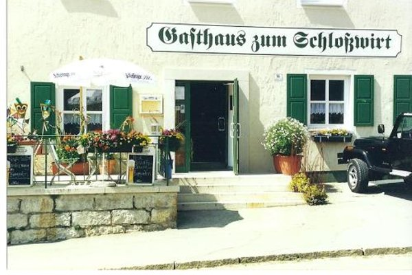 Gasthaus zum Schlosswirt - фото 19