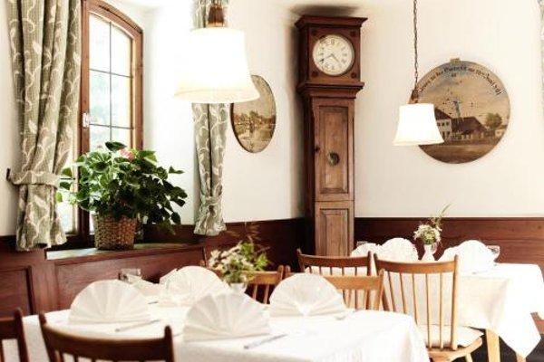 Hotel Burgmeier - фото 10