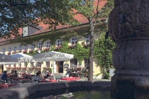 Altstadt-Hotel Zieglerbrau - фото 20