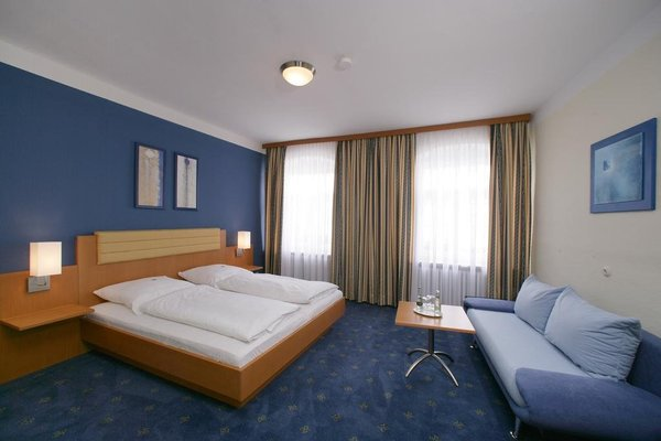 Altstadt-Hotel Zieglerbrau - фото 4