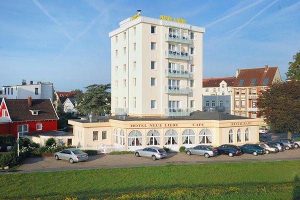 Seehotel Neue Liebe - фото 21