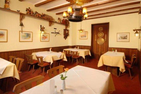 Hotel - Restaurant Munchner Lowenbrau - 13