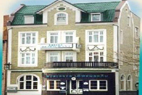 Hotel - Restaurant Munchner Lowenbrau - 16