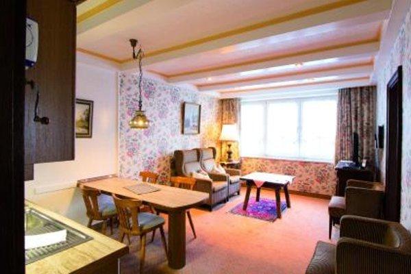 Hotel Appartement Landhaus Stutzi - Hotel Strandperle - 16