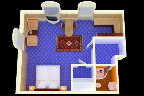 Hotel Appartement Landhaus Stutzi - Hotel Strandperle - 17