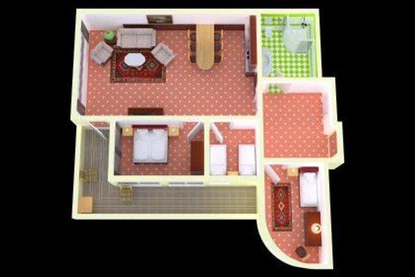 Hotel Appartement Landhaus Stutzi - Hotel Strandperle - 21