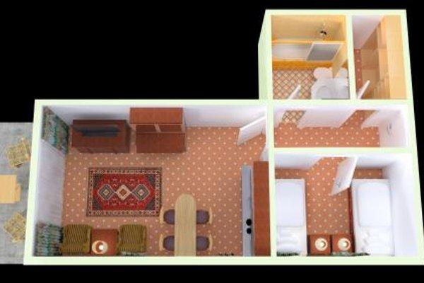 Hotel Appartement Landhaus Stutzi - Hotel Strandperle - 6