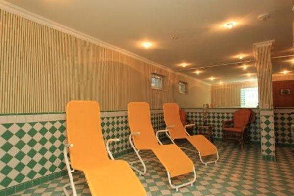 Hotel Appartement Landhaus Stutzi - Hotel Strandperle - 8