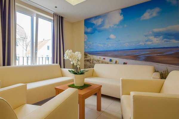 Moin Hotel Cuxhaven - фото 6