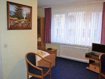 Гестхаус City-Hotel Cottbus