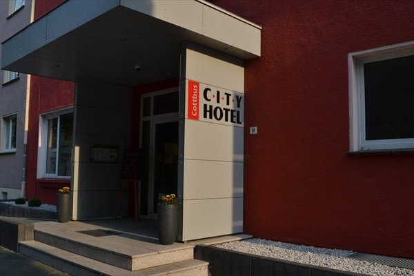 City-Hotel Cottbus - фото 18